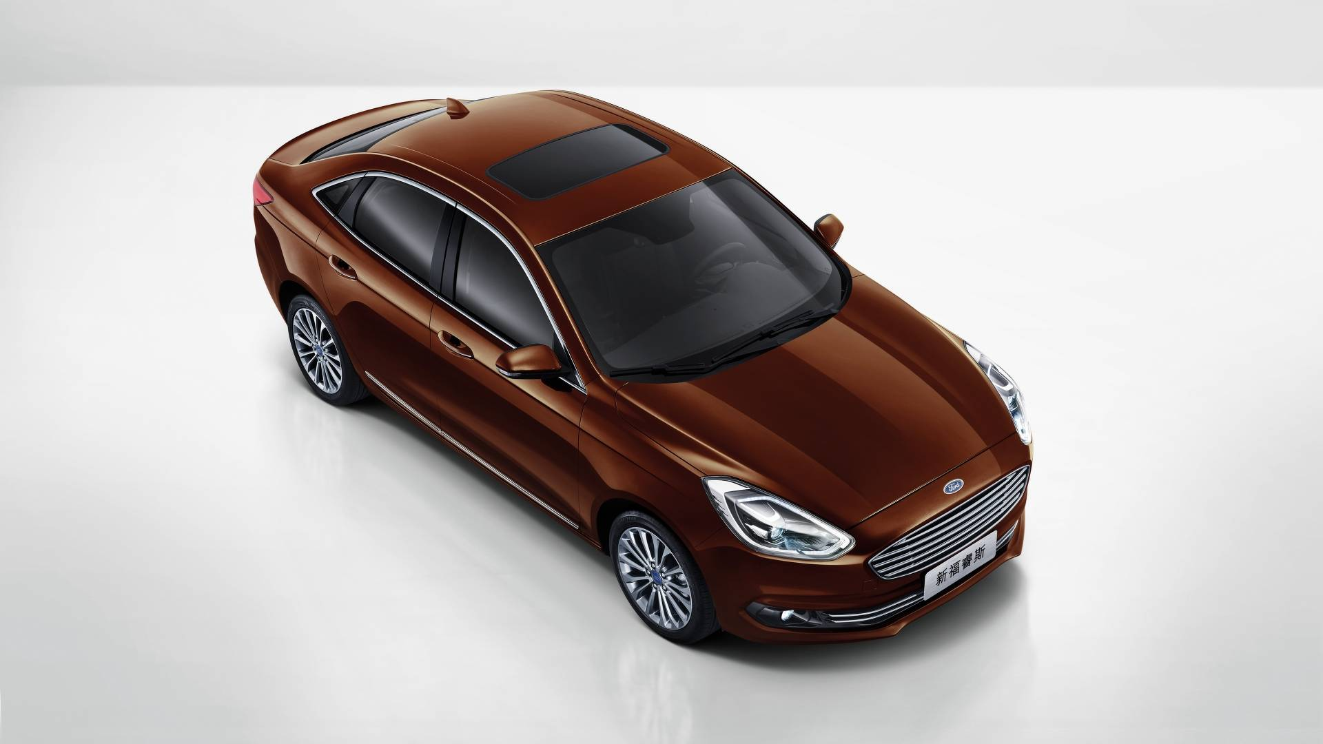 Ford Escort 2018 China 2