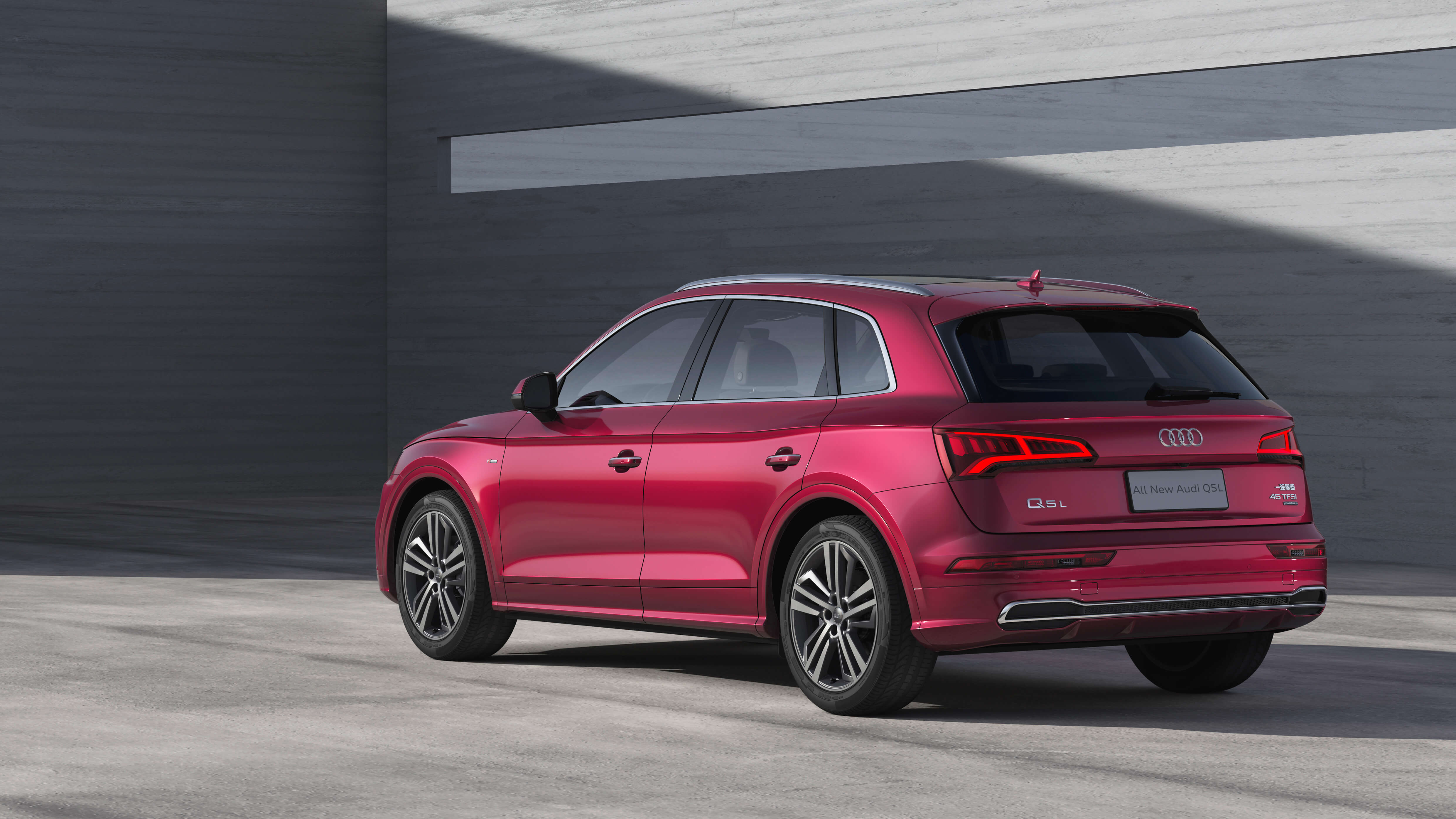 Versão alongada do Audi Q5 é exclusiva para a China