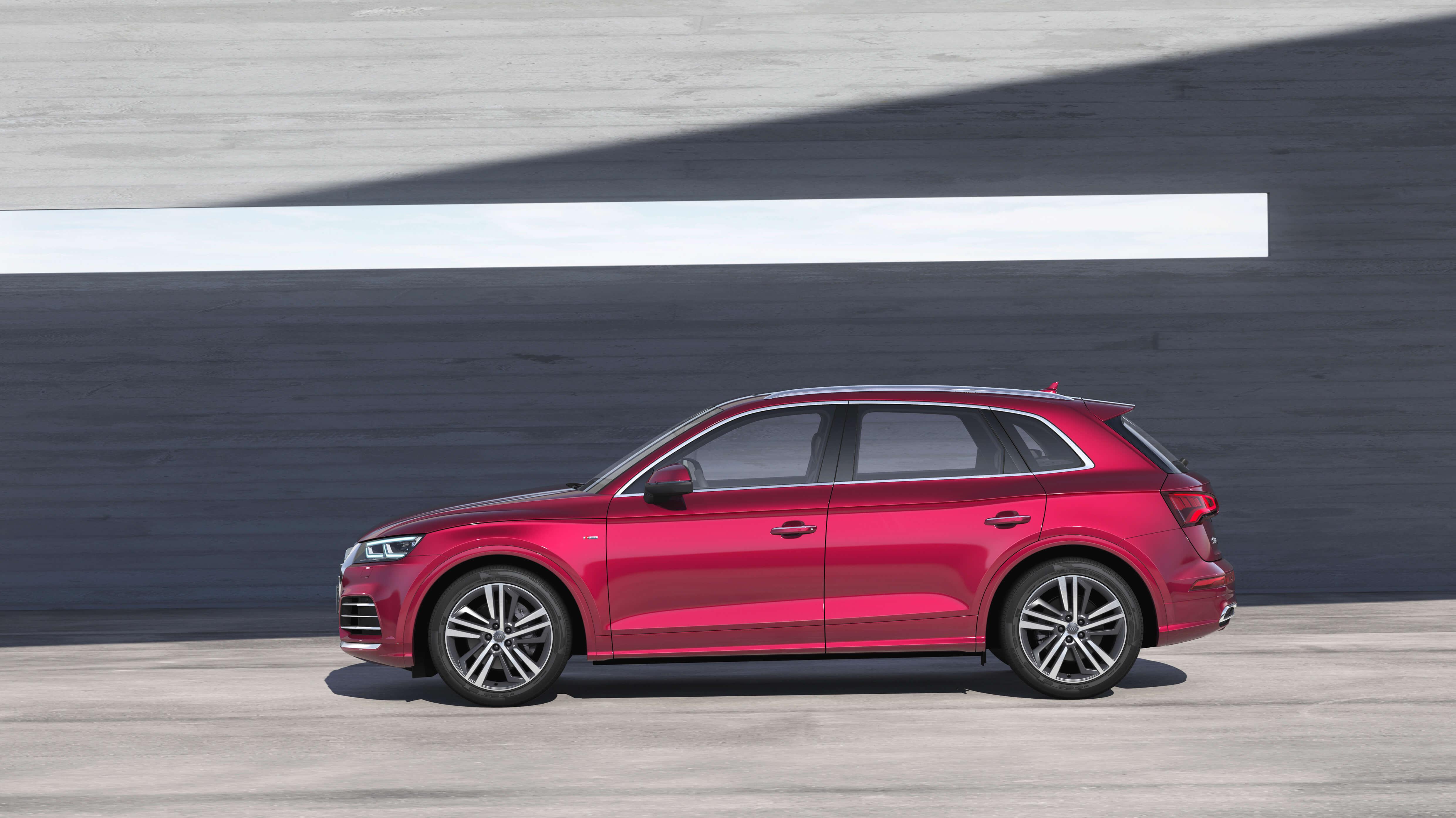 Audi Q5 L tem 2,91 metros de entre-eixos