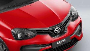 Toyota Etios 2019
