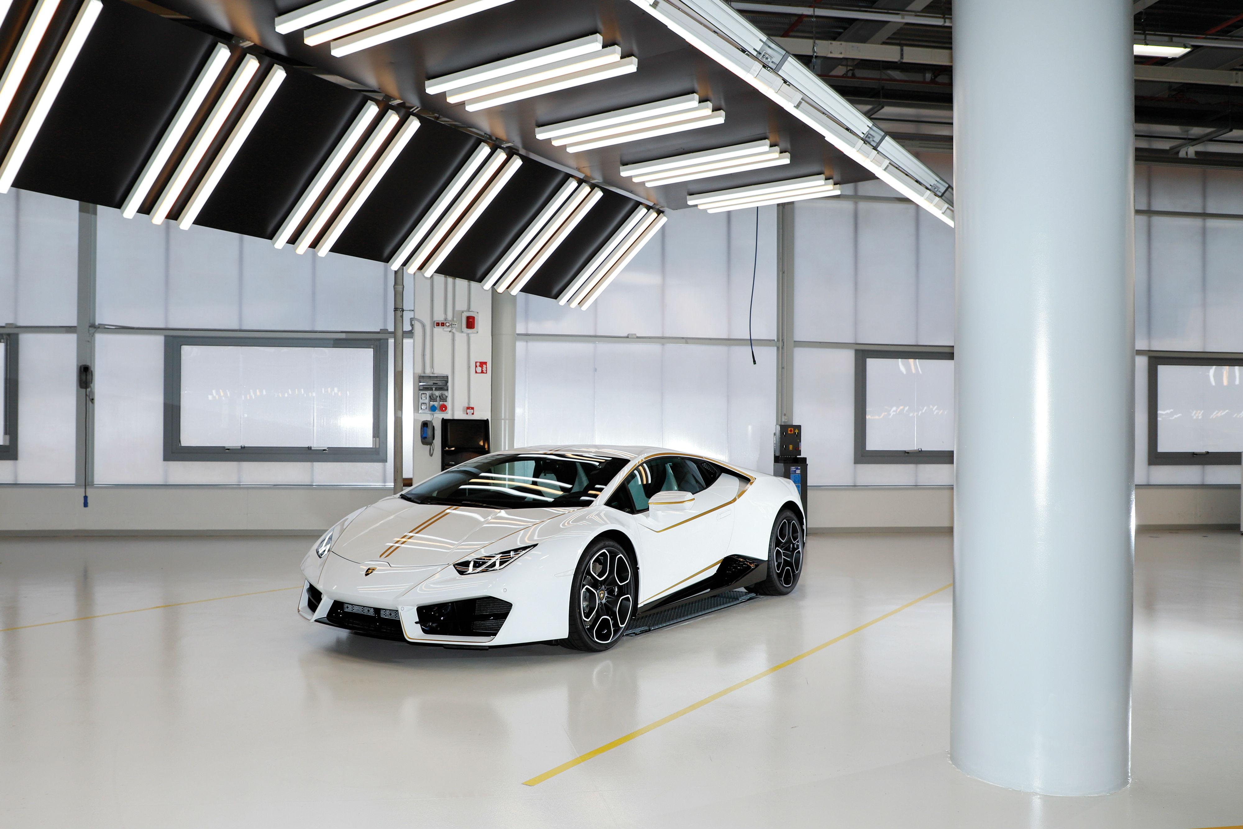 Lamborghini Huracan Lp 580 2 63