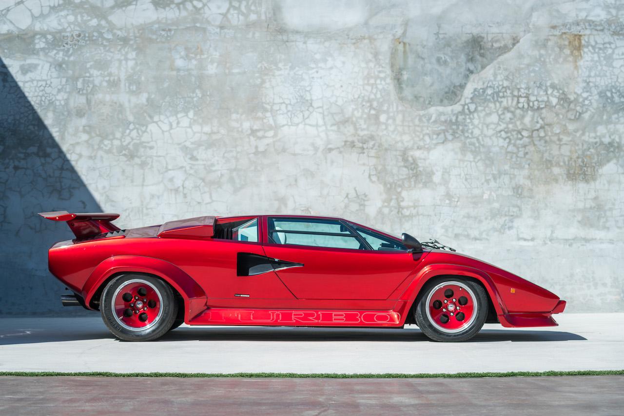 Lamborghini Countach Turbo Lp400 S