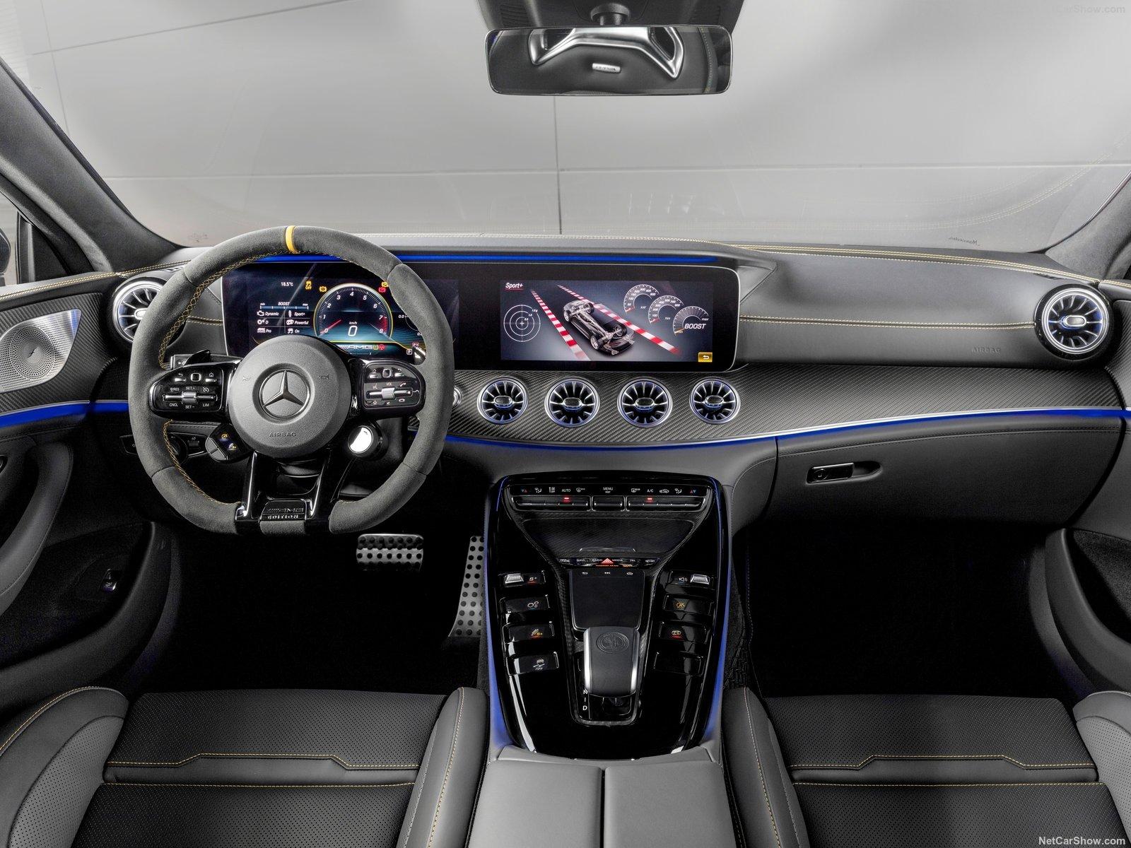 Mercedes-Benz AMG GT63 S 4 Portas Edition 1