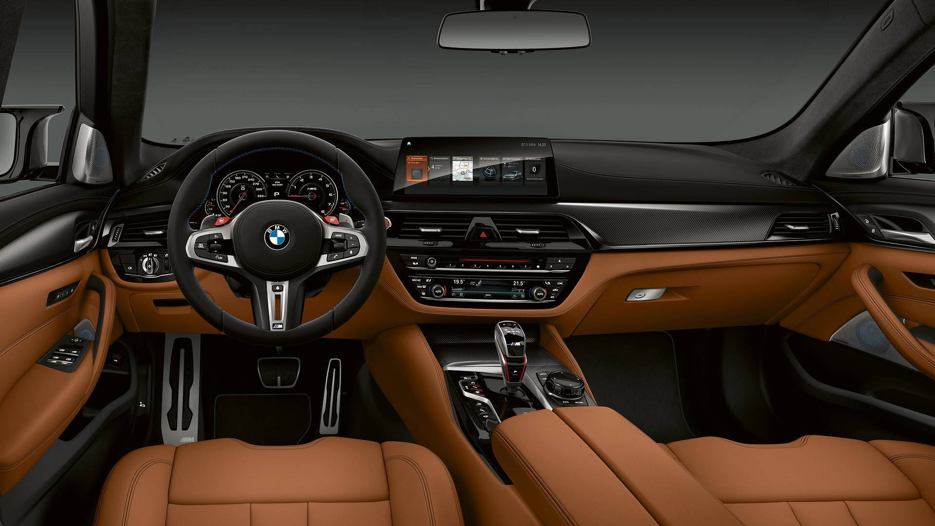 2019 Bmw M5 Competition 1