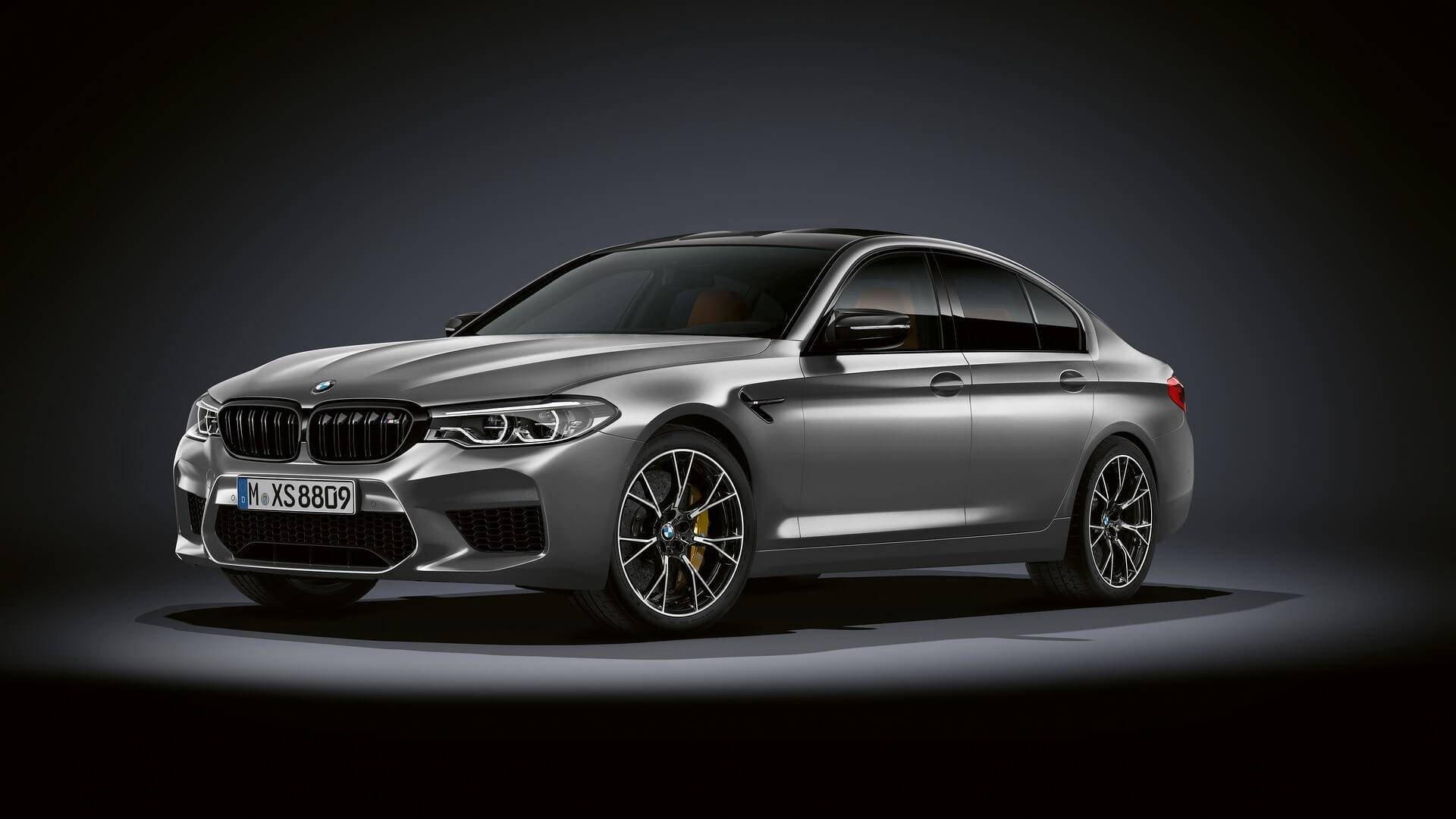 2019 Bmw M5 Competition 8