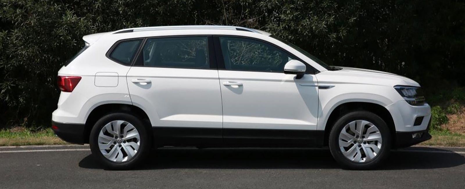 Volkswagen Tarek Tharu China fotos vazadas