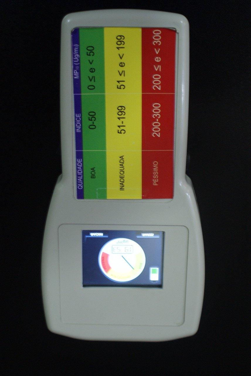 Acarômetro higienização ar-condicionado Top SPaCar
