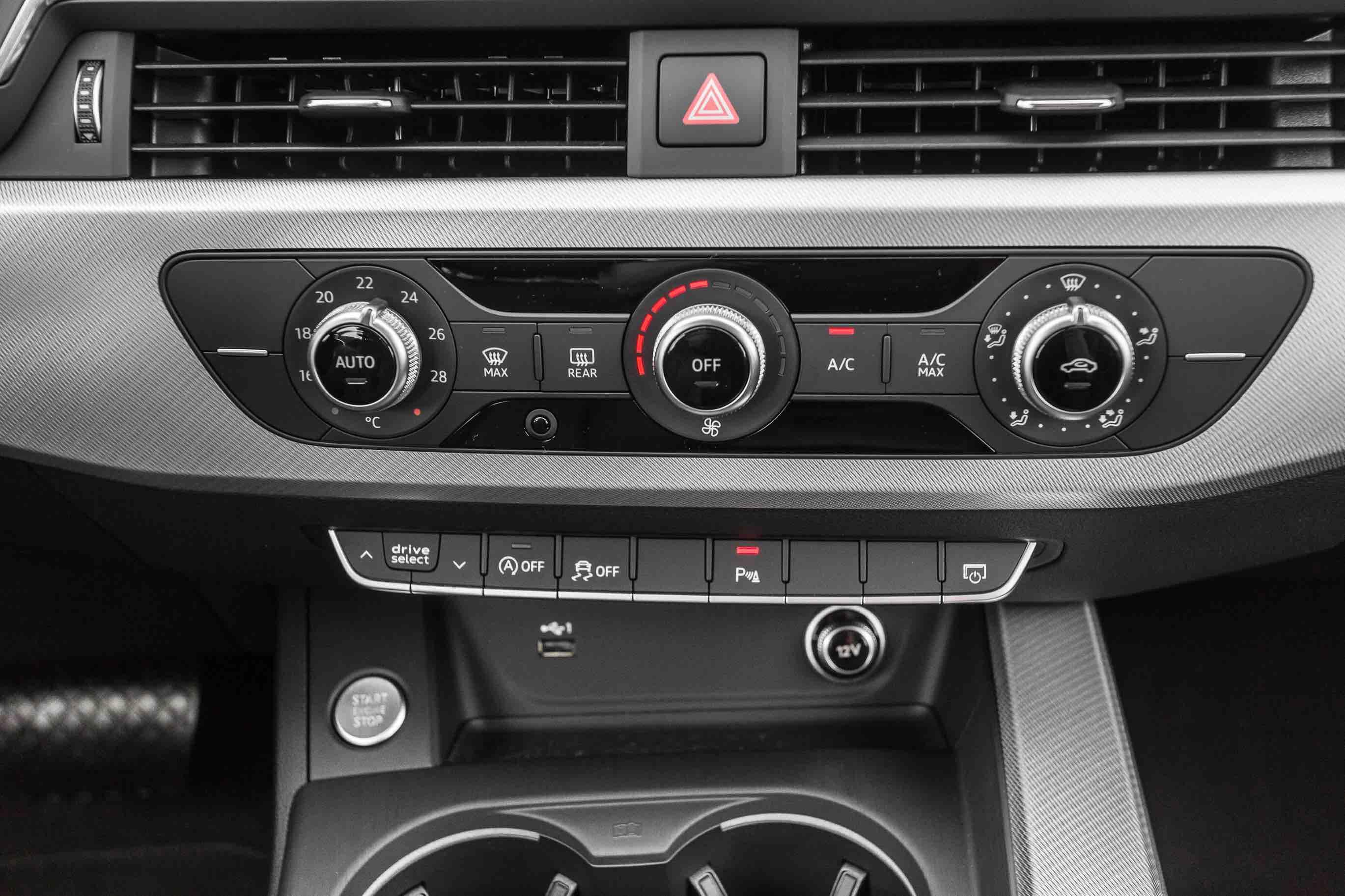 Ar-condicionado Audi A4