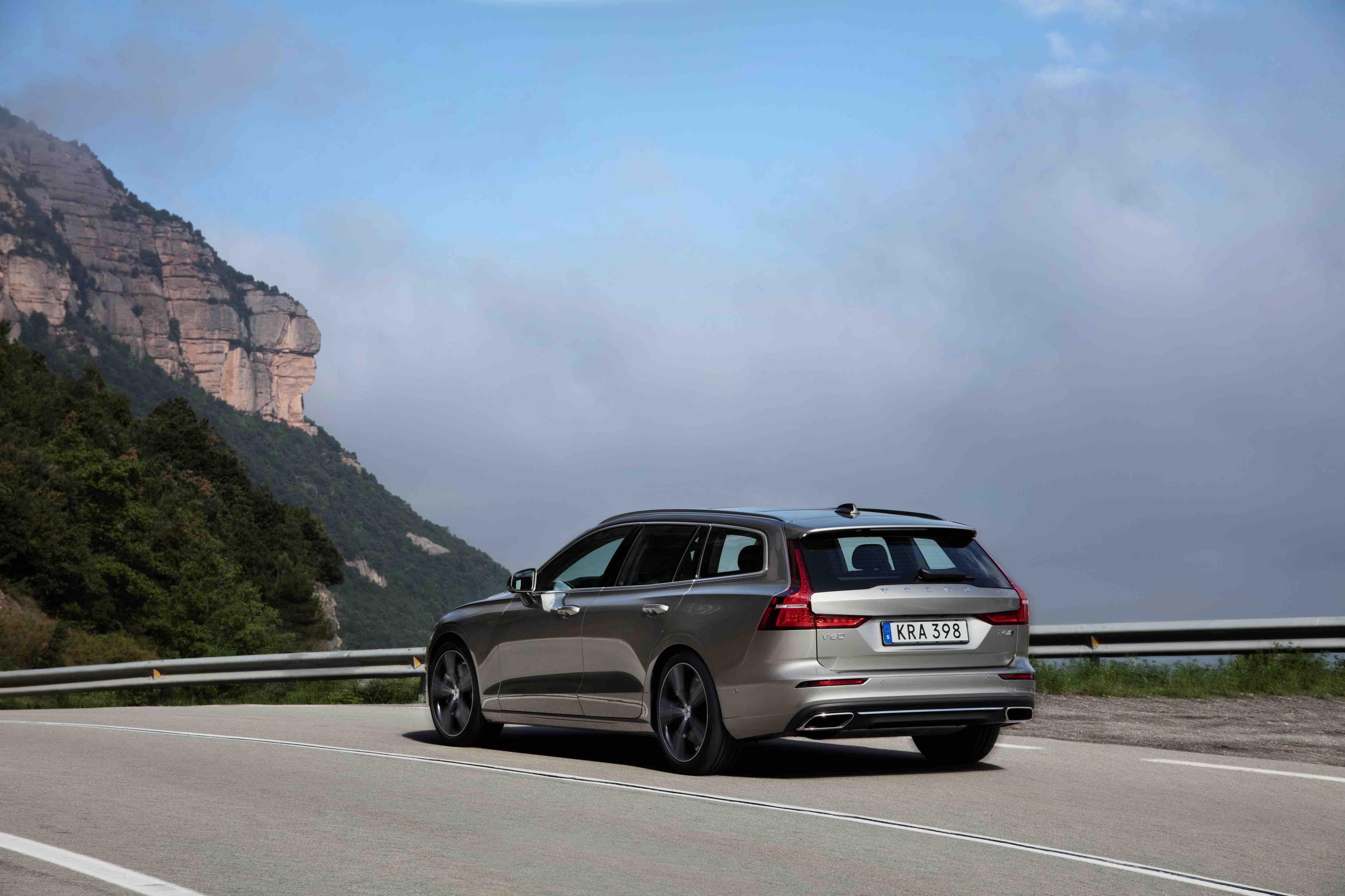 Volvo V60 2018 Momentum