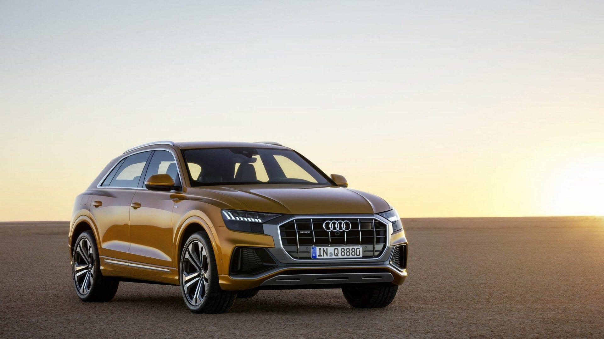 Audi Q8 chega por praticamente meio milhão de reais