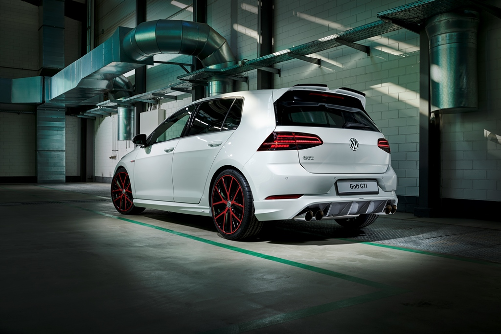 VW Golf GTi Oettinger