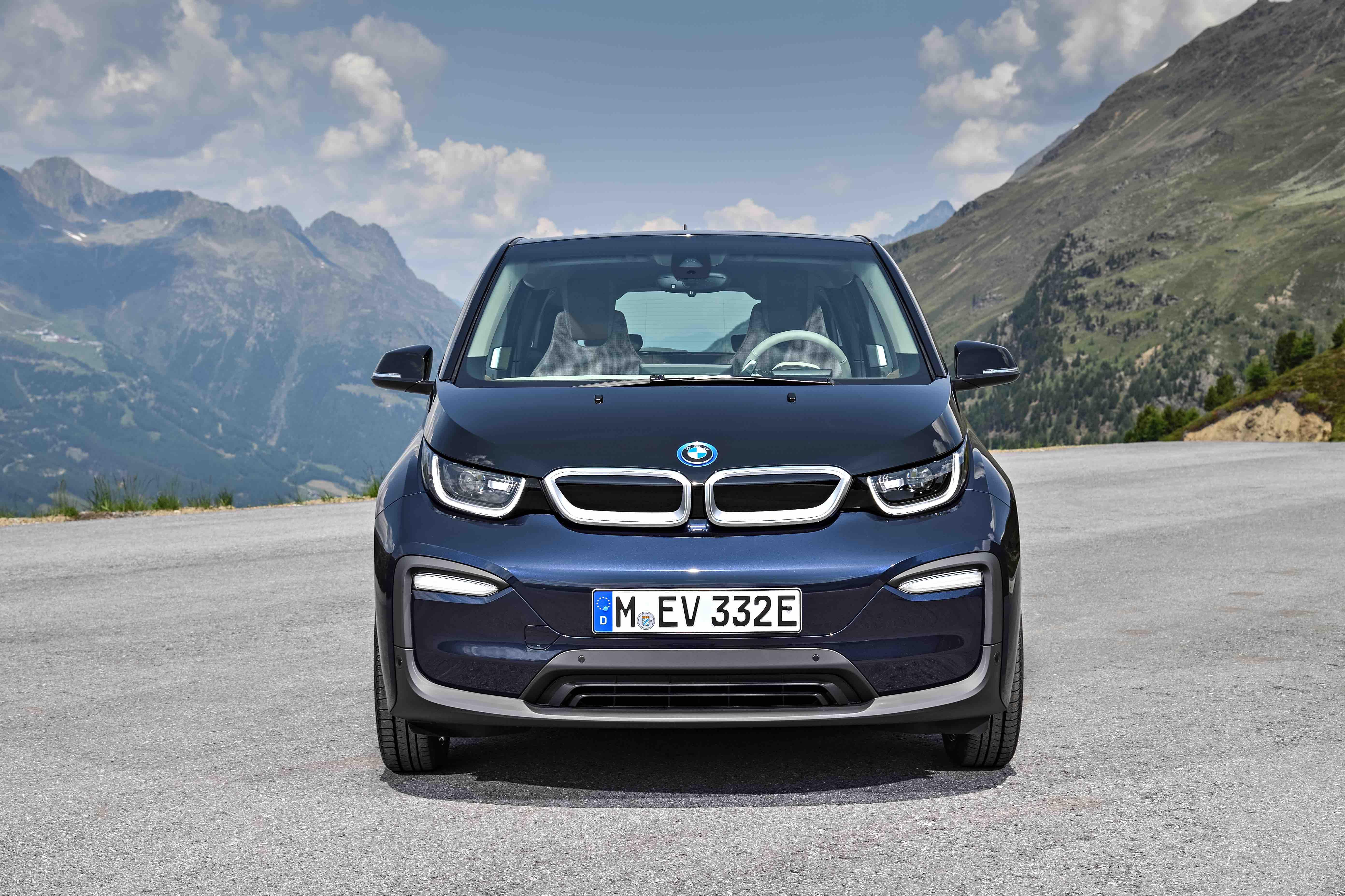 BMW i3 é vendido aqui apenas com o extensor de autonomia, motor de scooter que funciona como gerador