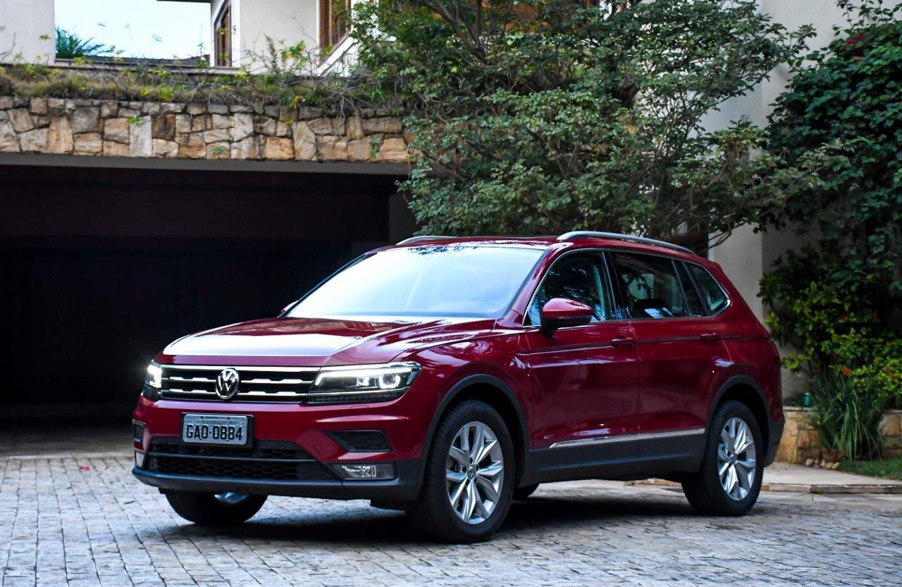 Novo Volkswagen Tiguan Allspace Comfortline