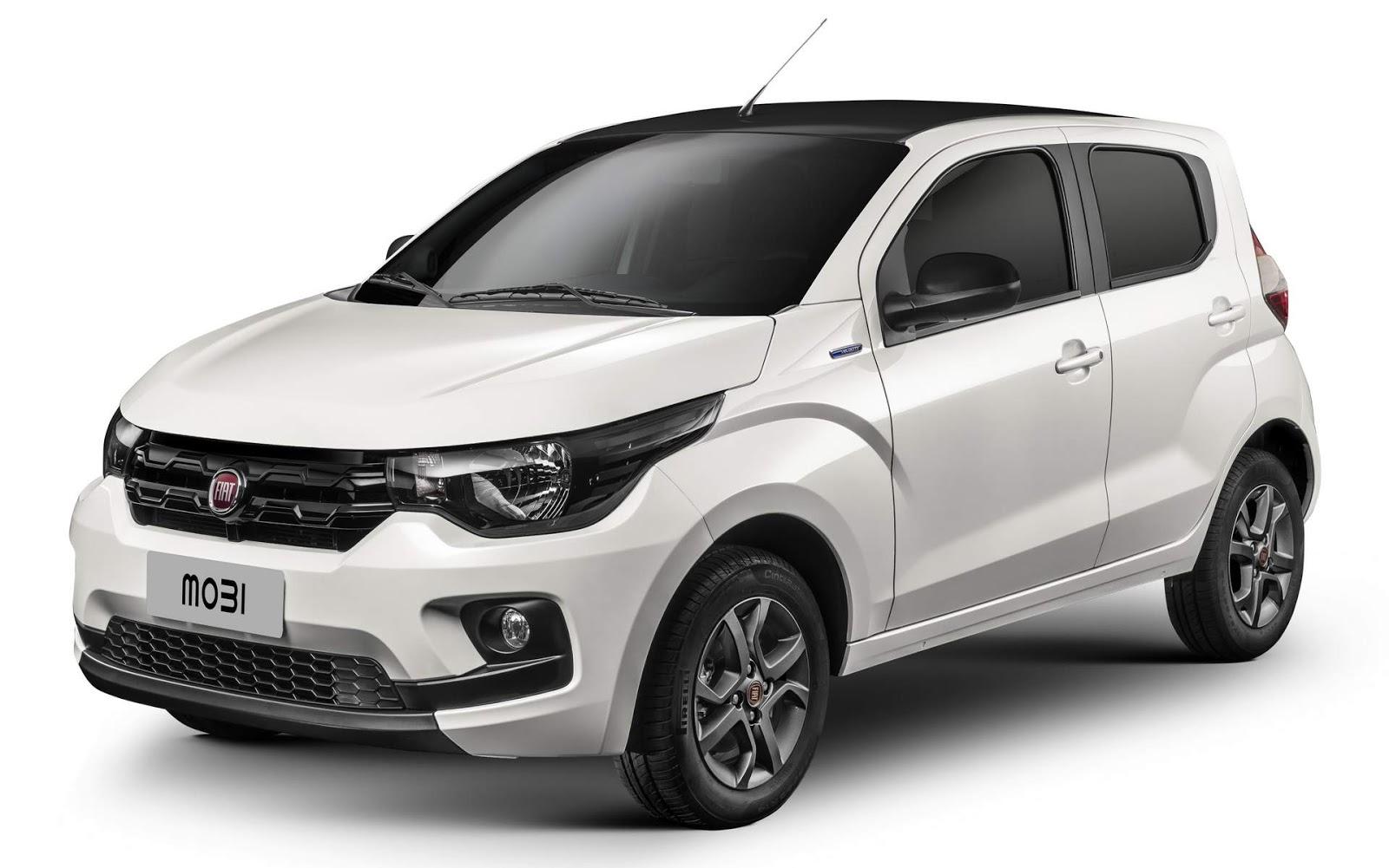 Fiat Mobi 2019 Velocity 2