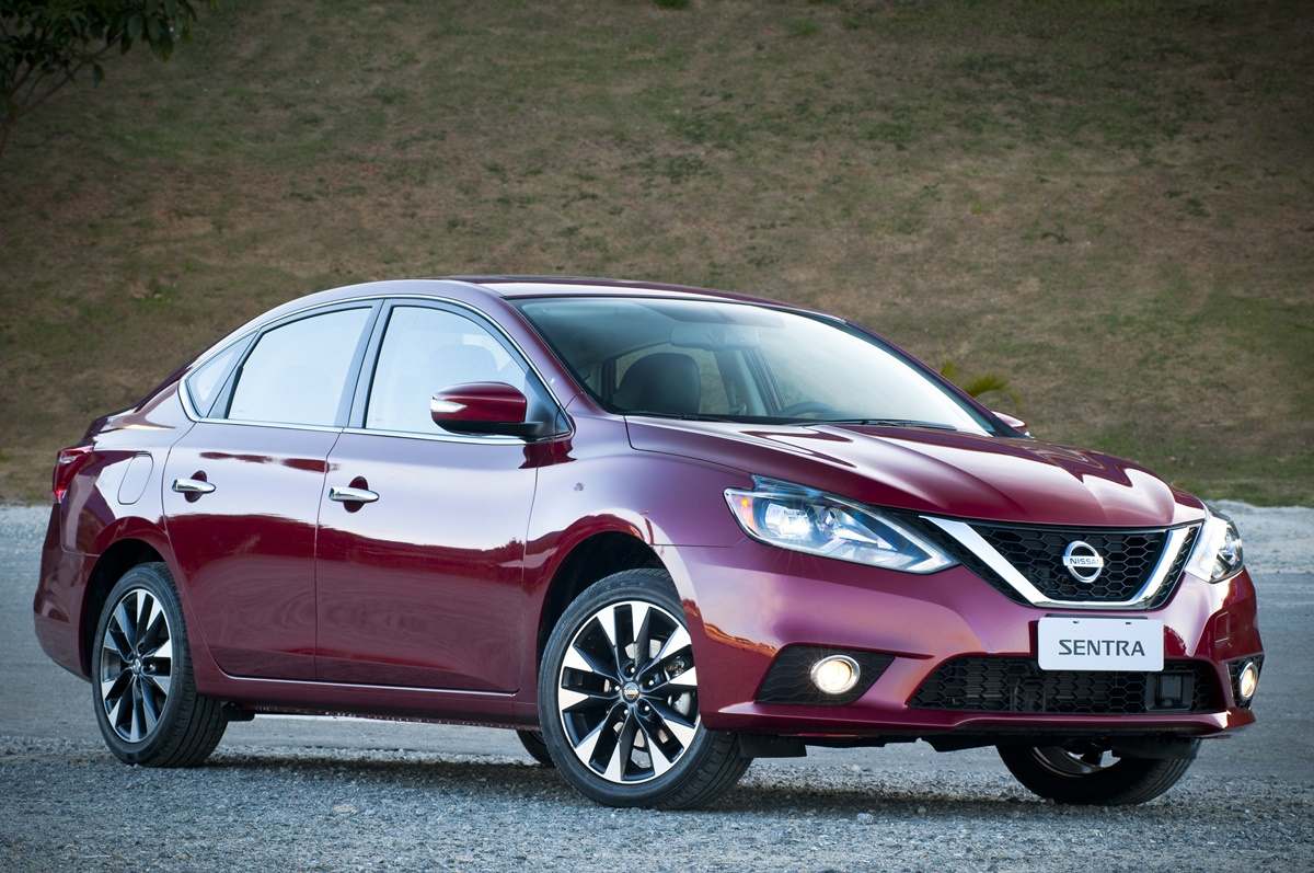 Nissan Sentra 2019 Passa A Contar Com Multimídia Nissan Multi A