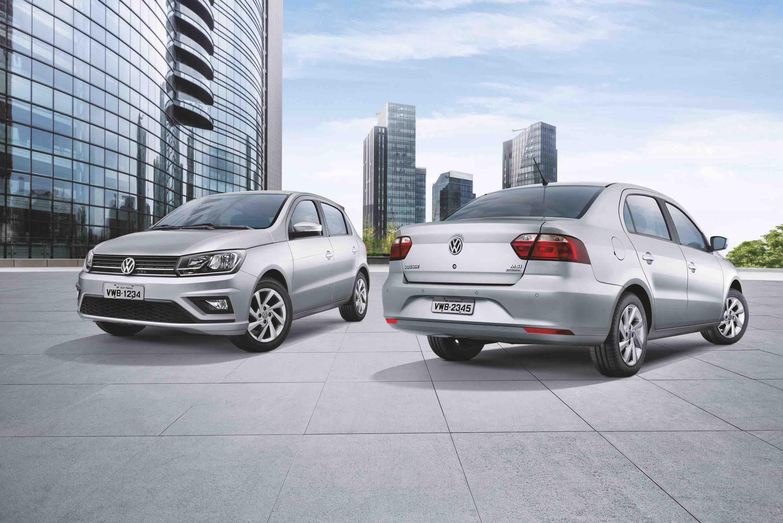 Volkswagen Gol e Voyage 2019 ganham última grande atualização antes de ganharem nova geração, por volta de 2020. Agora, eles têm mesmo câmbio automático de Polo e Virtus