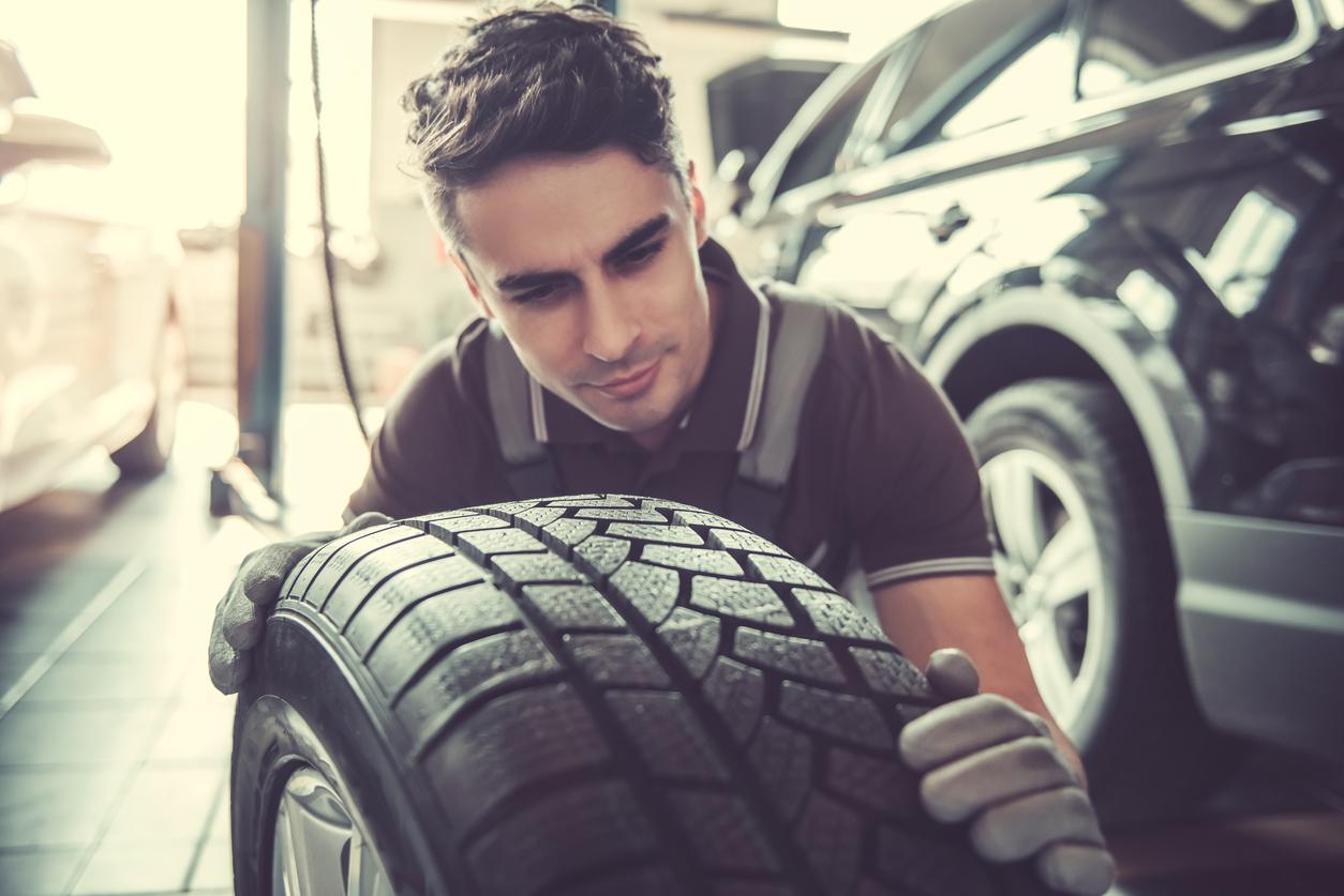 Leitura dos pneus
