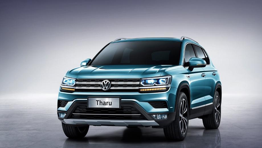 Volkswagen Tarek Tharu