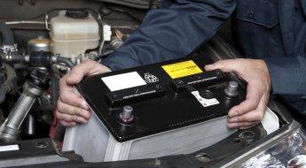 Bateria nova deve ter selo do Inmetro, garantia e amperagem adequada aos componentes eletroeletrônicos