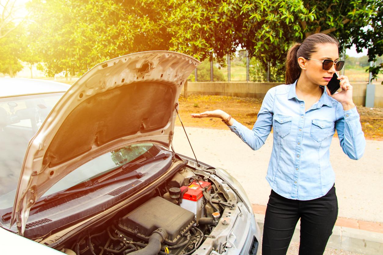 Problemas com a bateria do carro