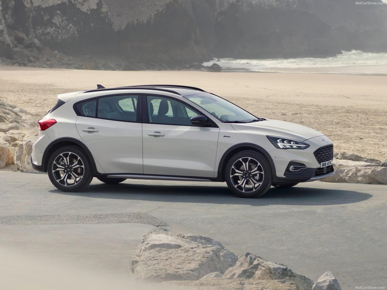 Ford desistiu de vender versão Active nos EUA por conta de imposto mais alto