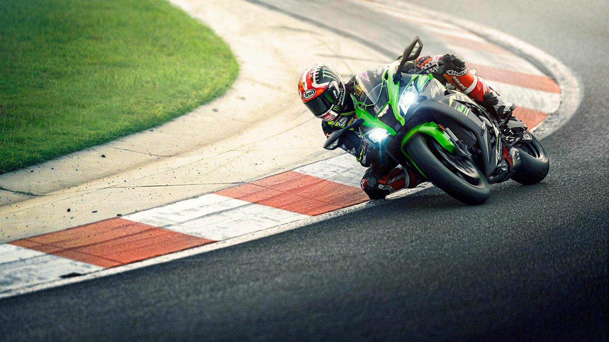 Tricampeã mundial de Superbike, Kawasaki Ninja ZX-10R 2019 ficou ainda mais potente