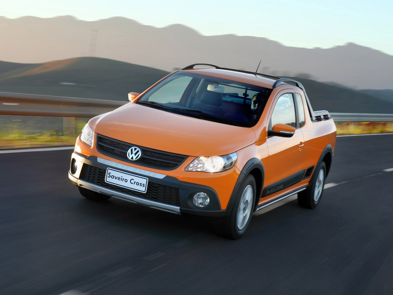 Autowp.ru Volkswagen Saveiro Cross 5 Min