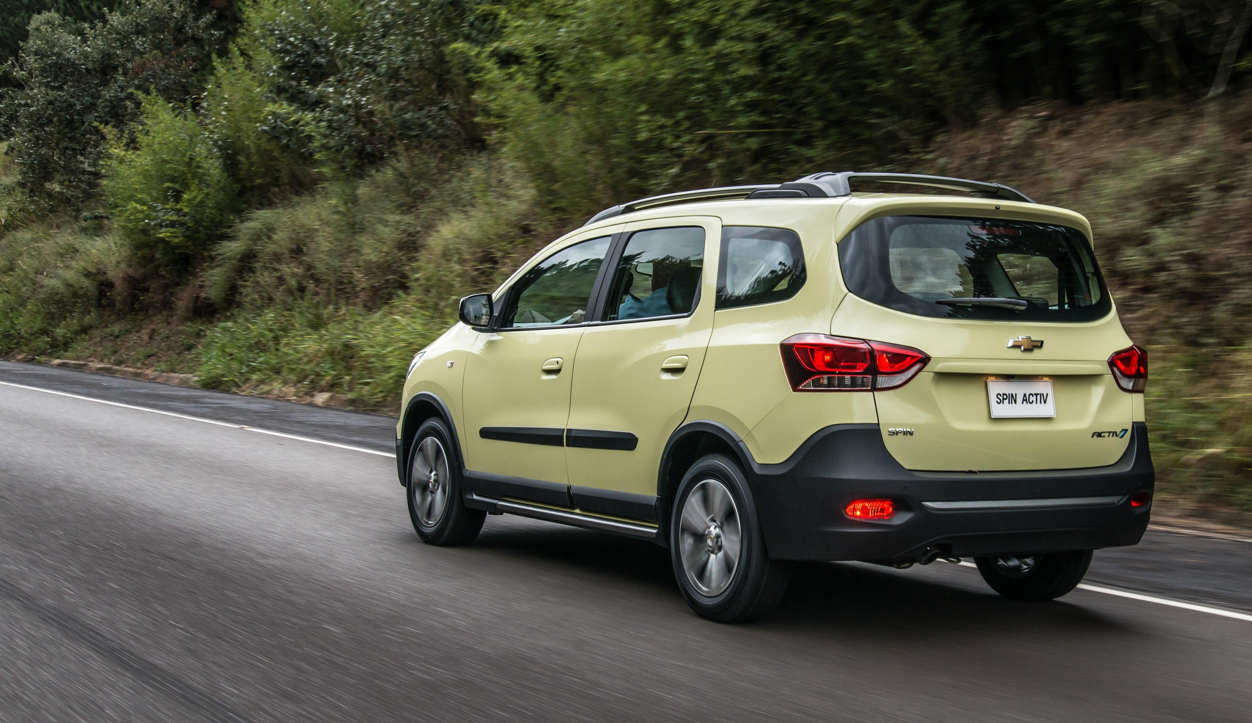Chevrolet Spin Activ 26 Min