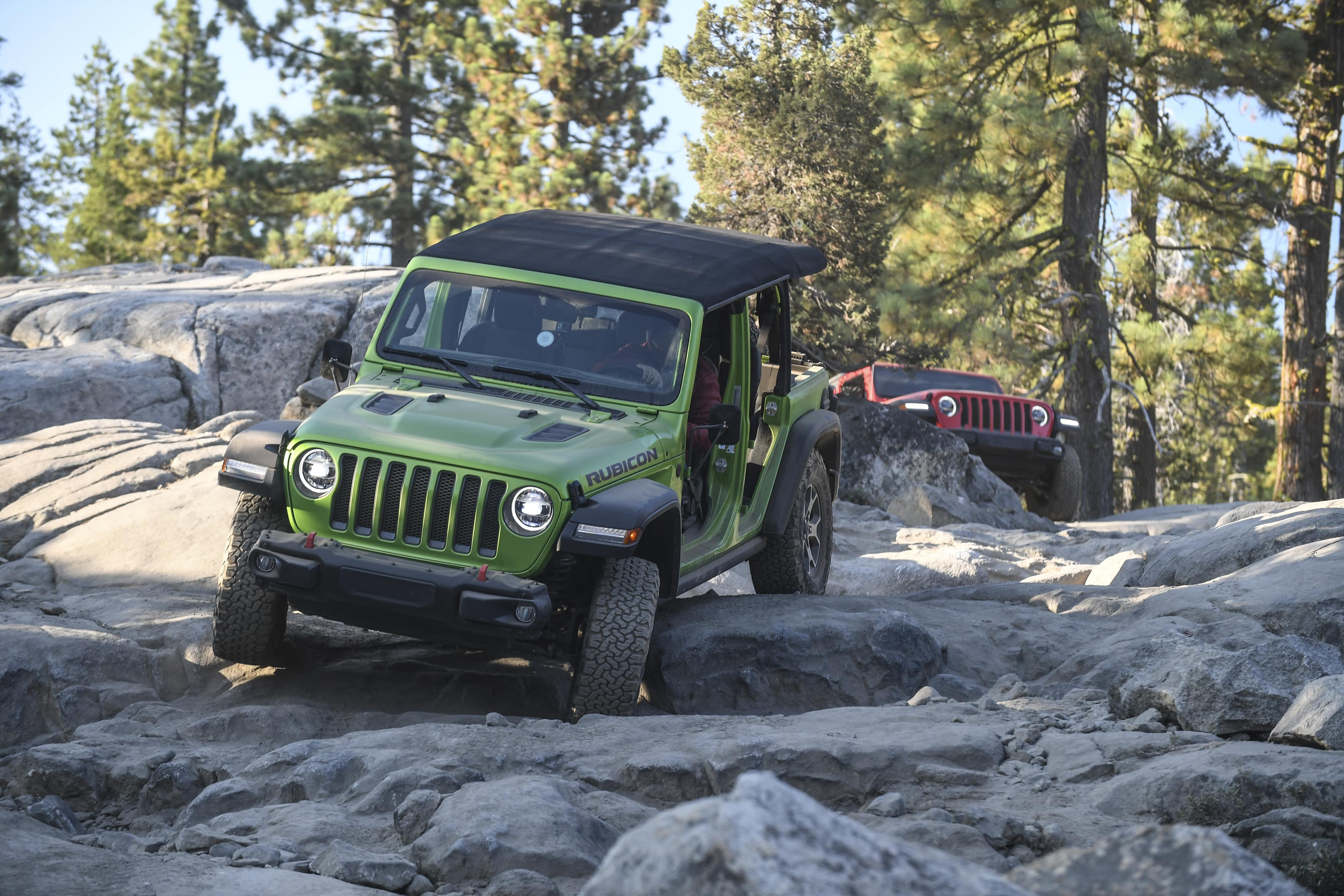 Novo Jeep Wrangler 2019