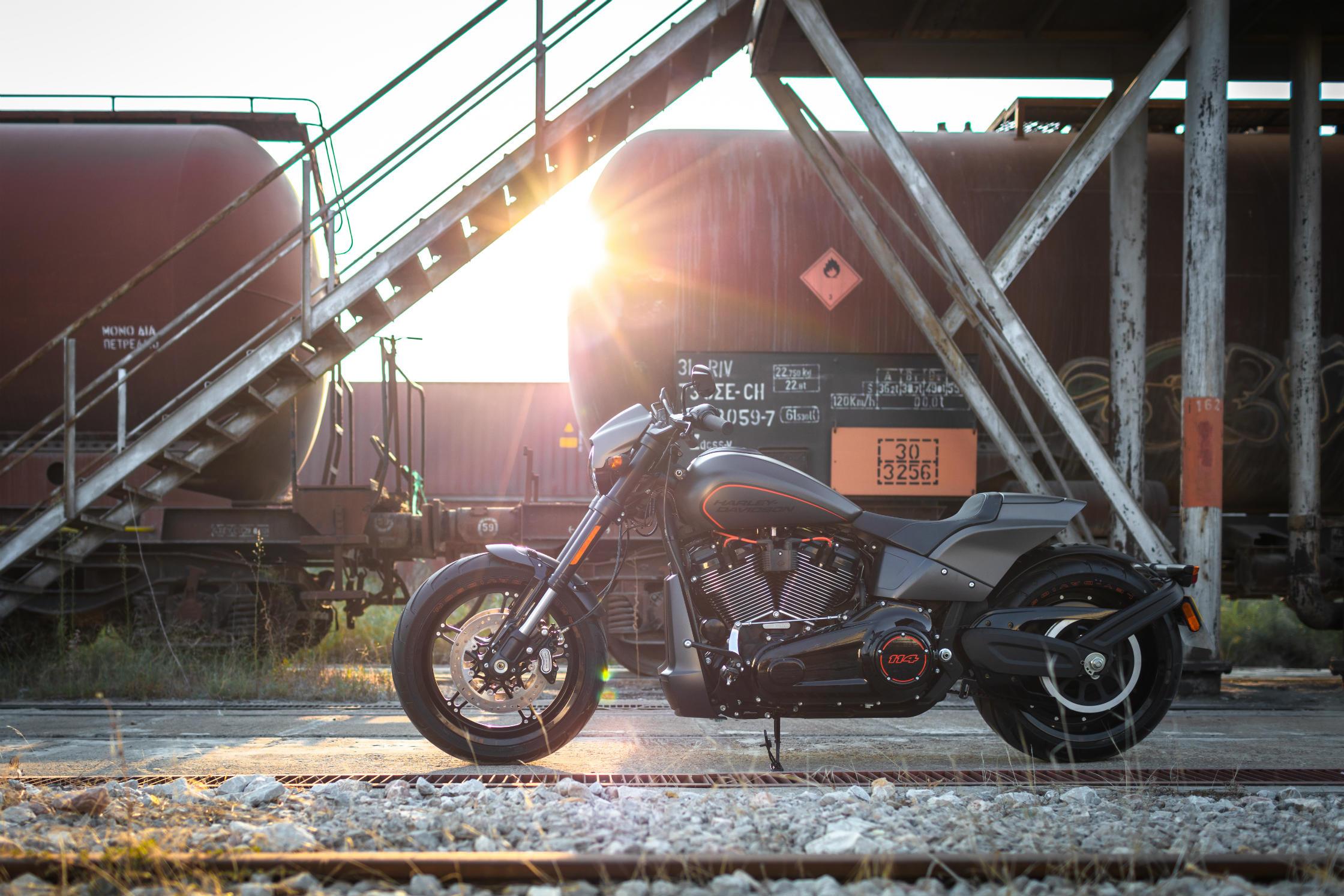 A Harley-Davidson FXDR 114 ainda não tem preço definido para o Brasil