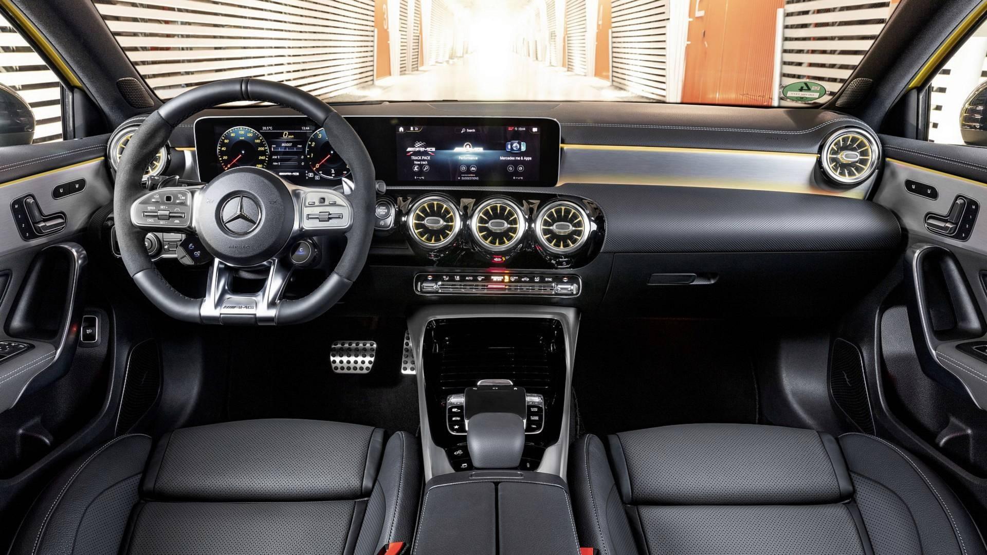 2019 Mercedes Amg A35 4matic 2