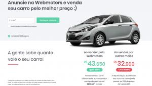 Pesquisa preço médio Fipe Webmotors