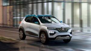 Renault K Ze Concept