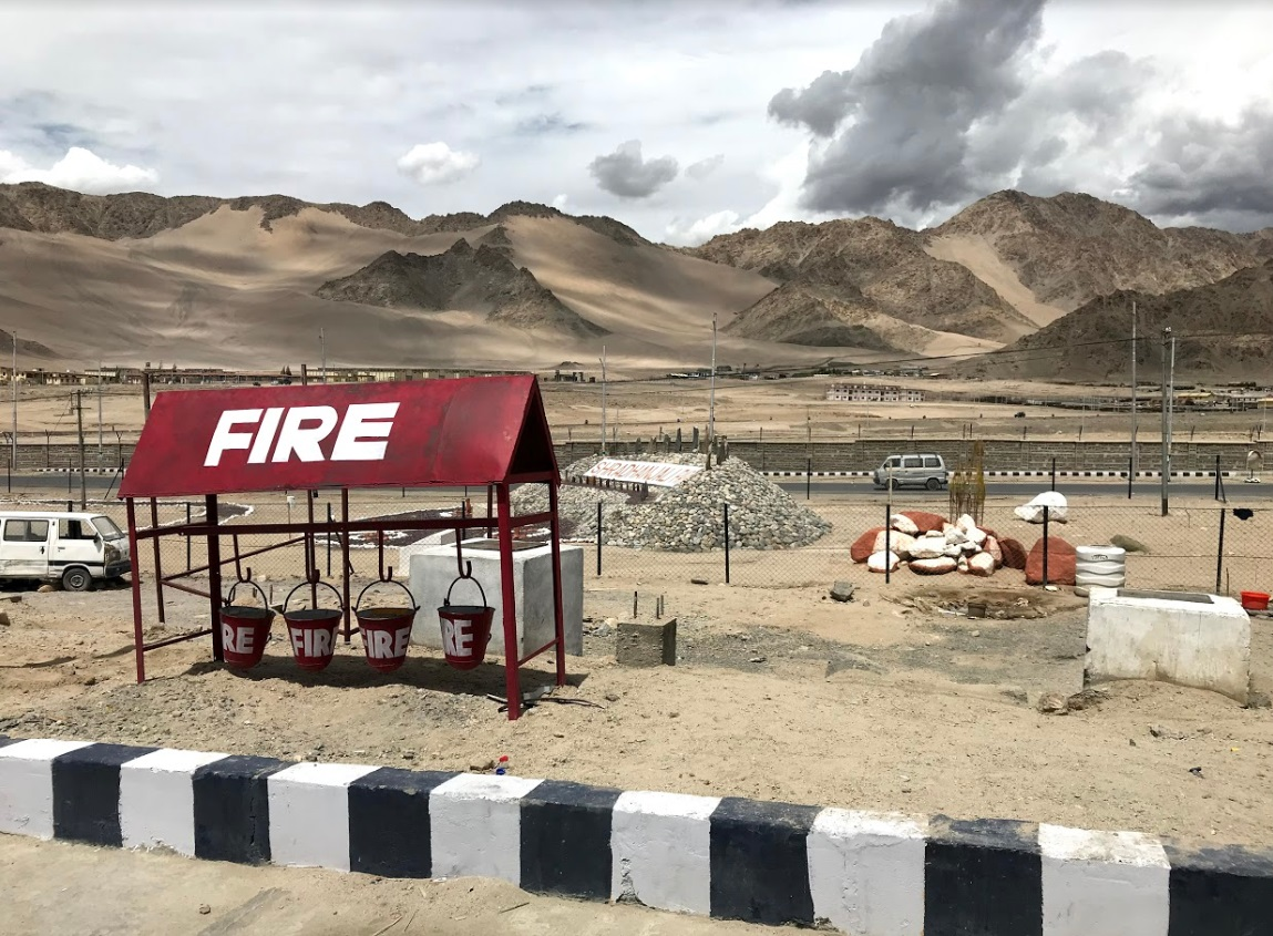 Moto Himalaia 2018