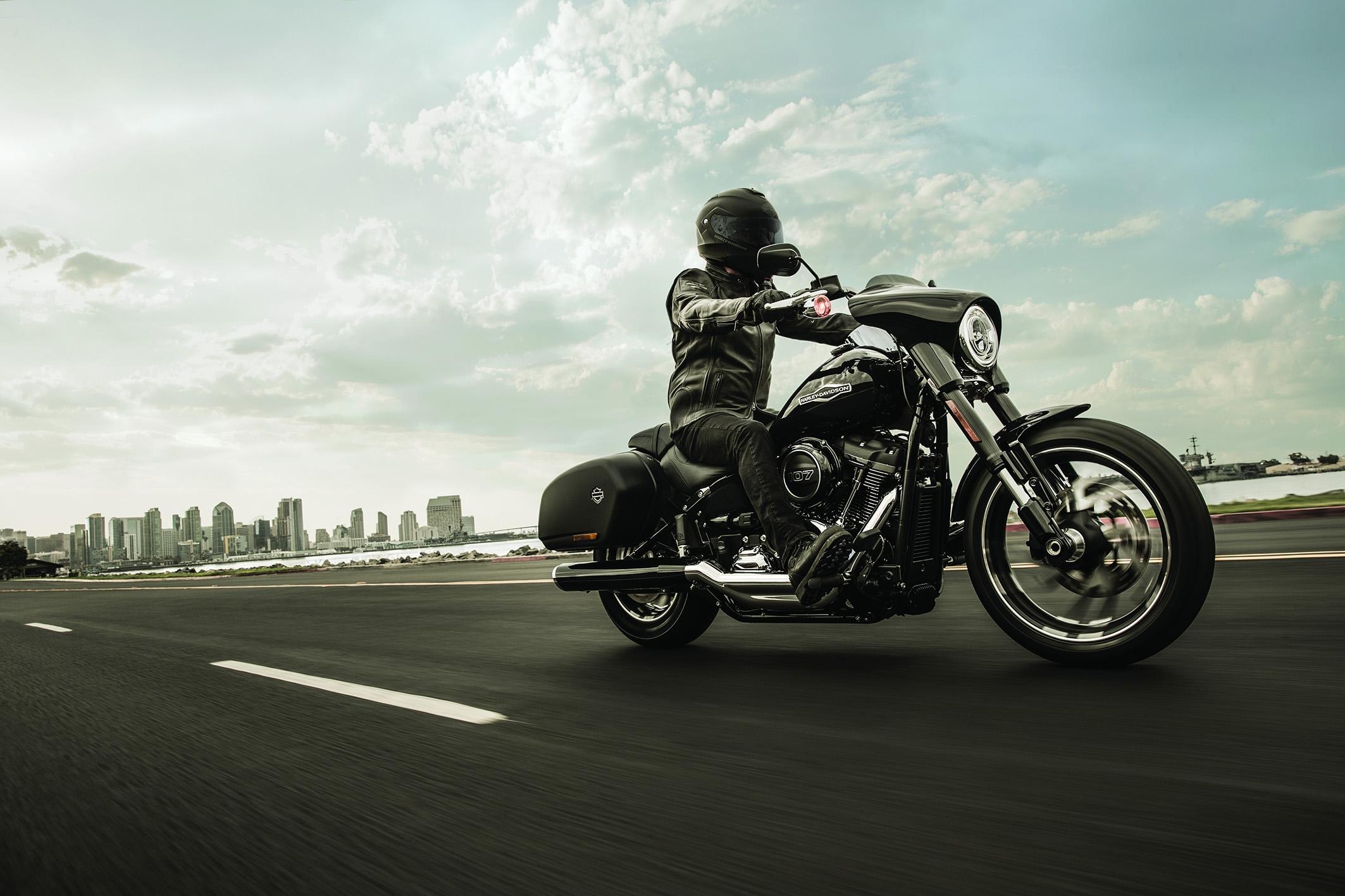 Harley-Davidson Sportglide