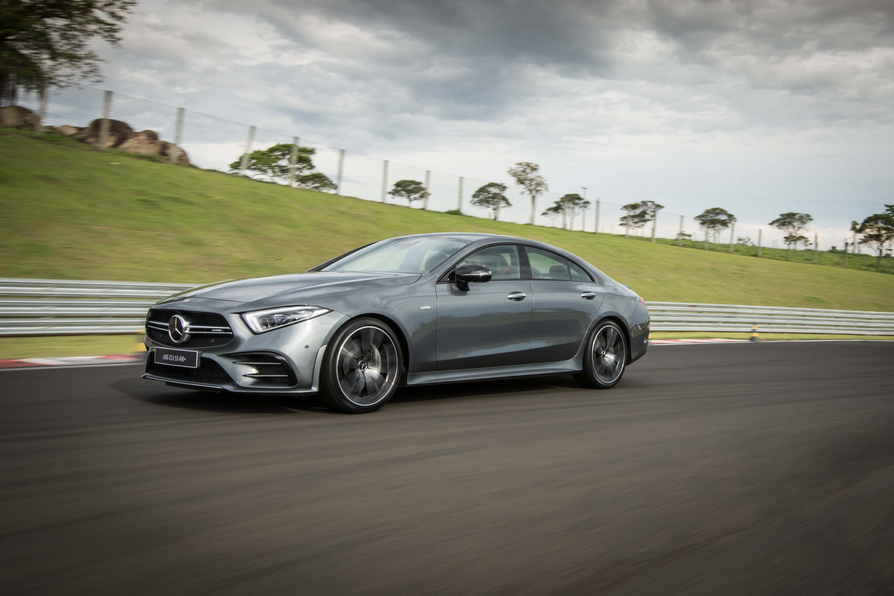 Mercedes-Benz AMG CLS 53 AMG Performance Tour 2018