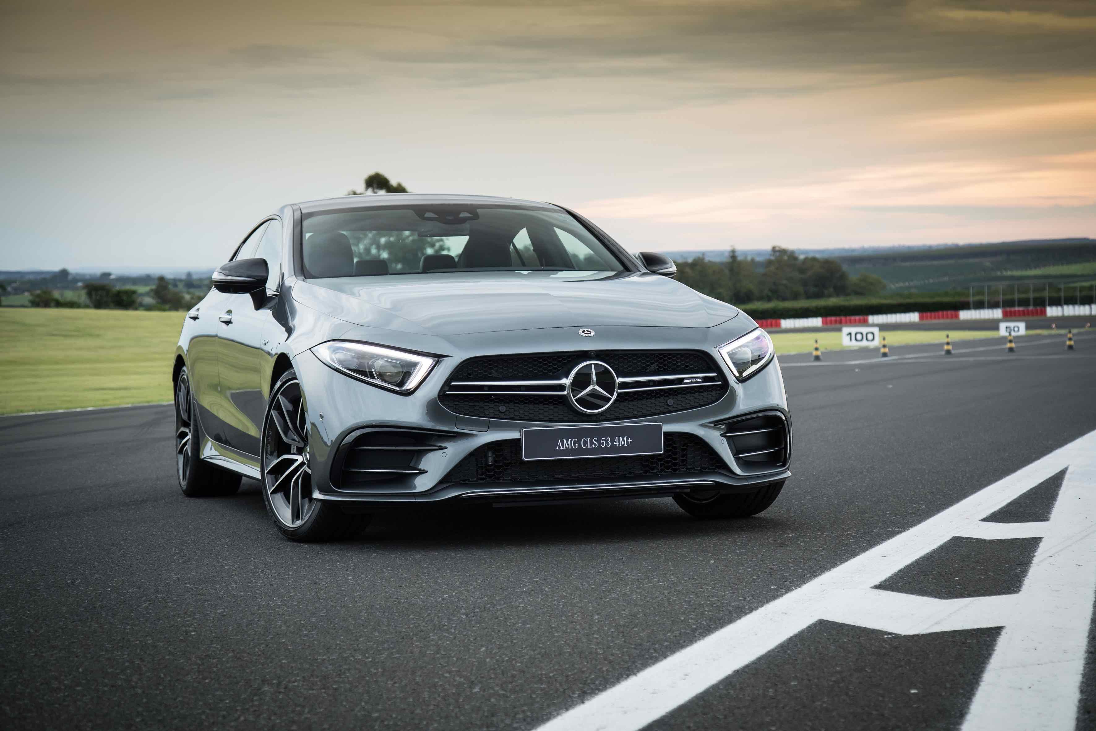 Mercedes-Benz AMG GLC 63 AMG Performance Tour 2018