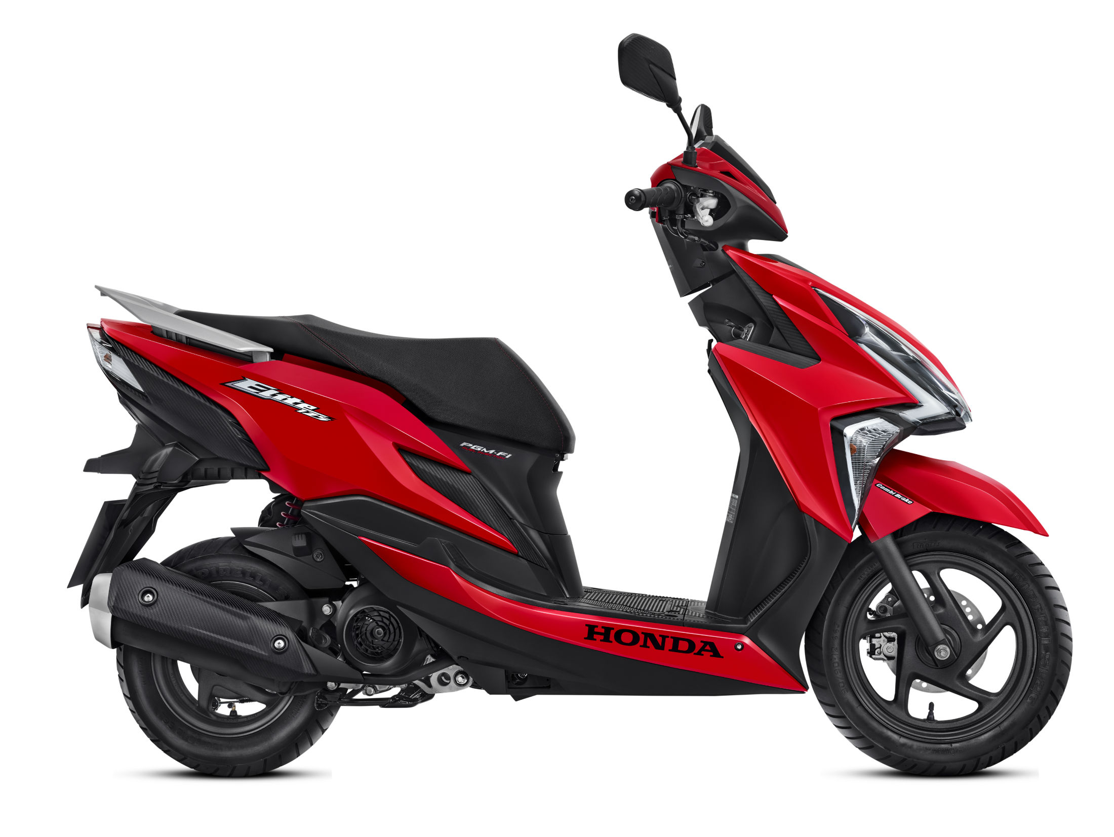 Nova Honda Elite 125