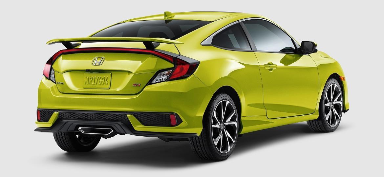 Honda Civic Si 2019 ganhou pequenas mudanças estéticas