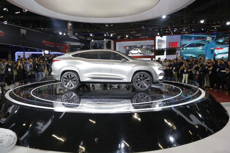 Fiat Fastback tem lançamento previsto par o segundo semestre de 2020