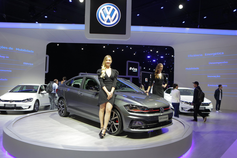 Volkswagen Virtus GTS terá mesmo motor do Polo GTS: 1.4 TSI de 150 cv de potência