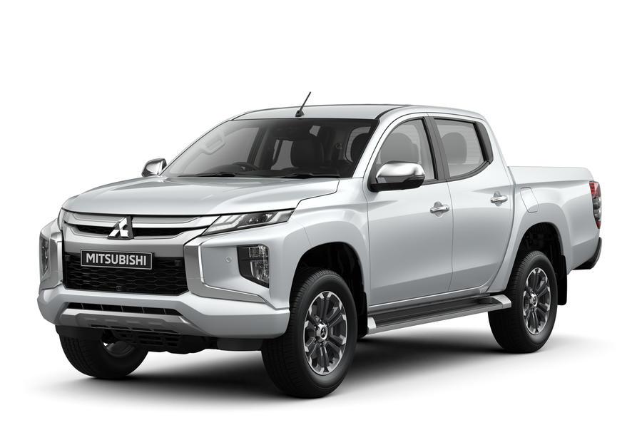 Mitsubishi L200 ganha novo visual