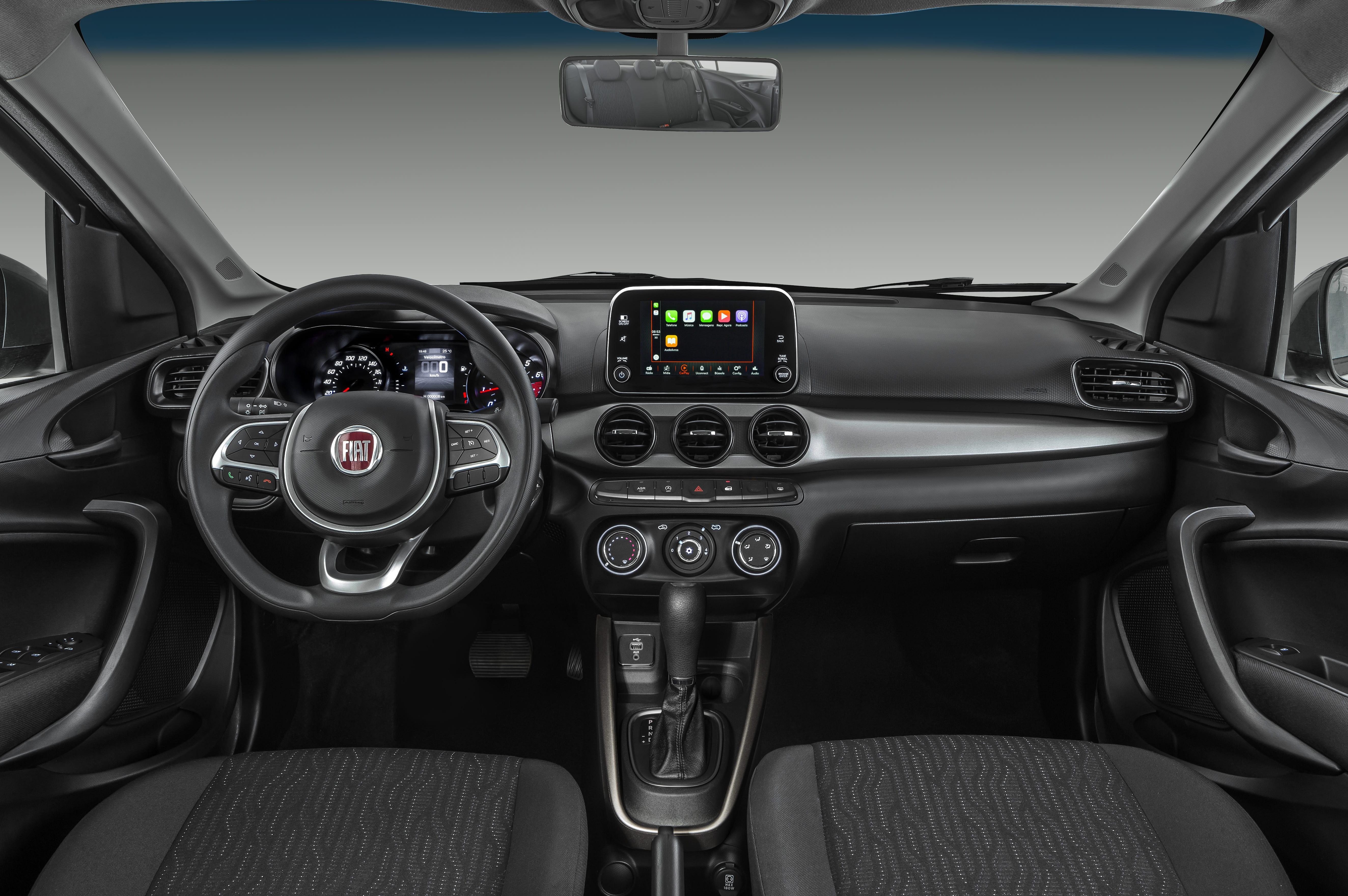 Fiat Cronos Drive 1.8 AT