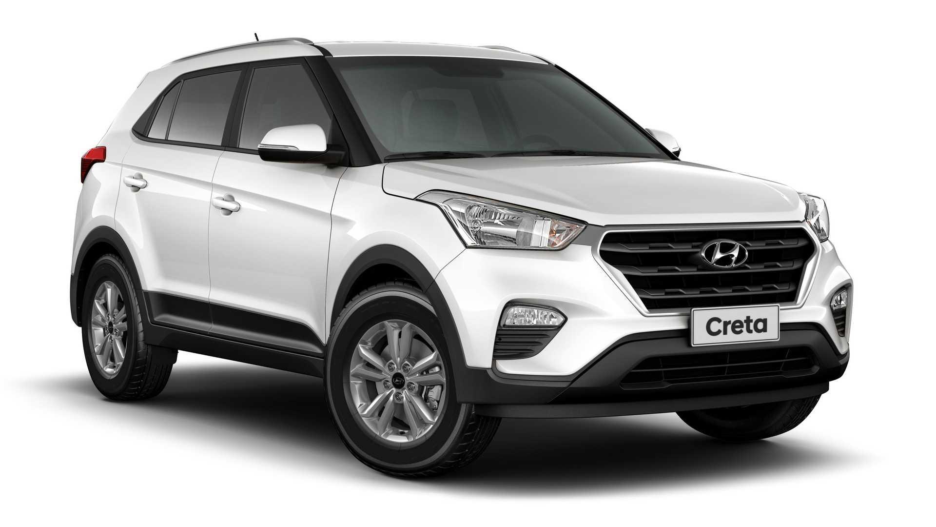 Hyundai Creta perdeu um pouco do fôlego nos emplacamentos