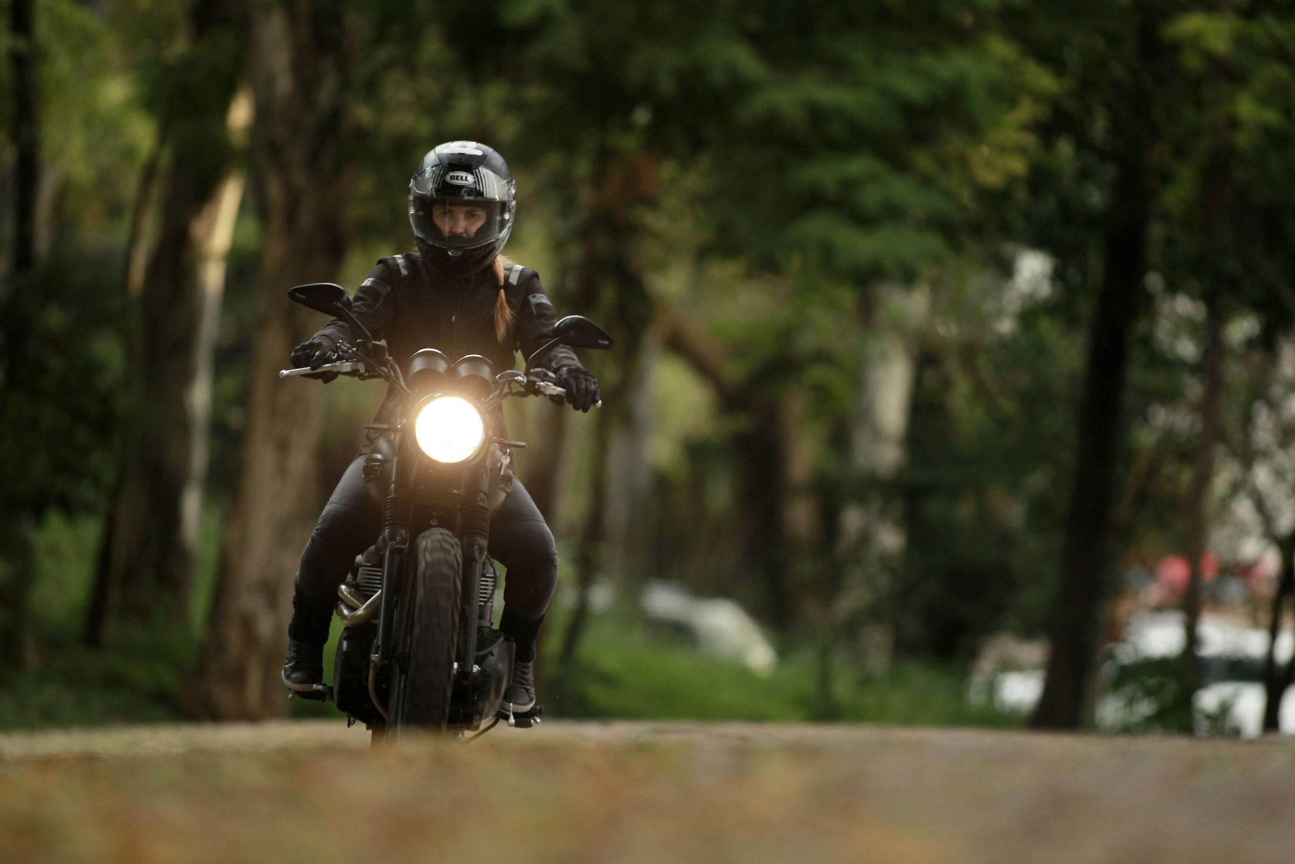 Triumph Bonneville Black Jungle