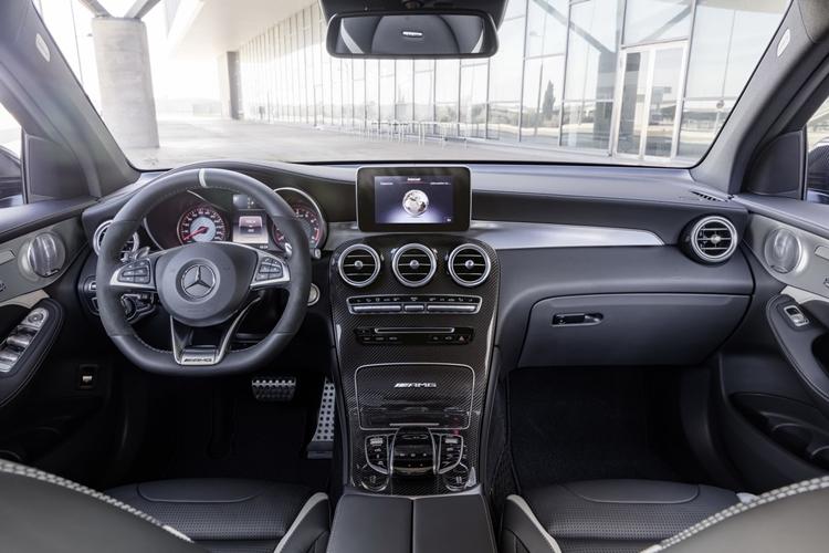 Mercedes-Benz GLC 63 S