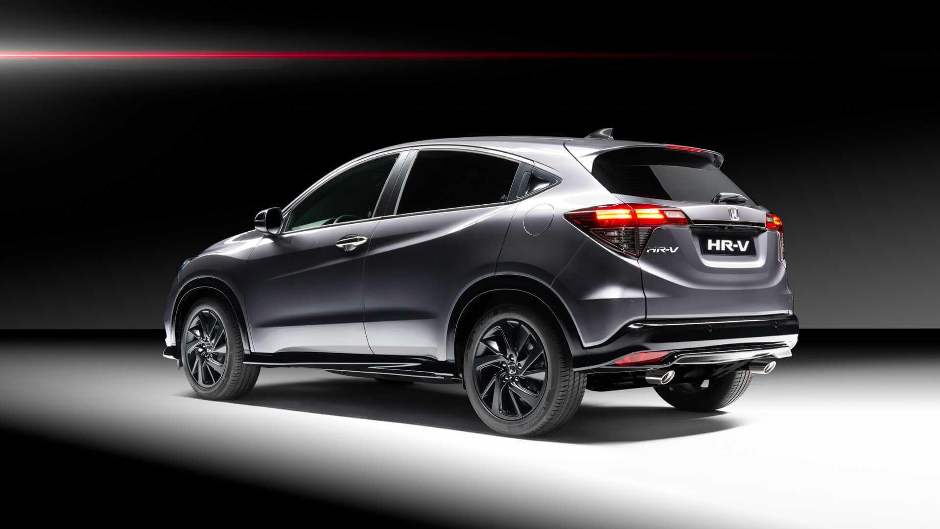Honda HrR-V Sport