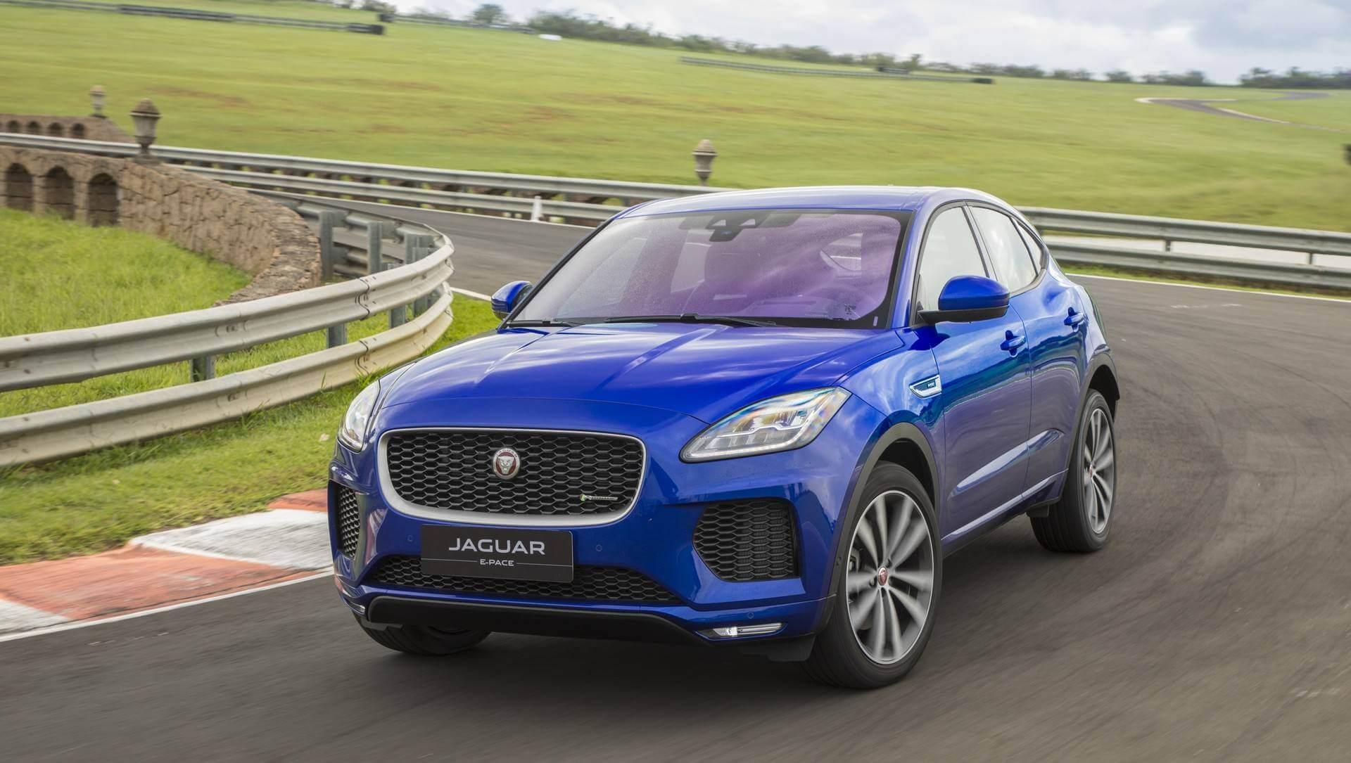 Jaguar E-Pace Flex