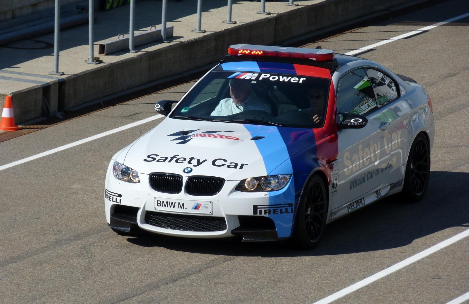 BMW M3 Coupé MotoGP