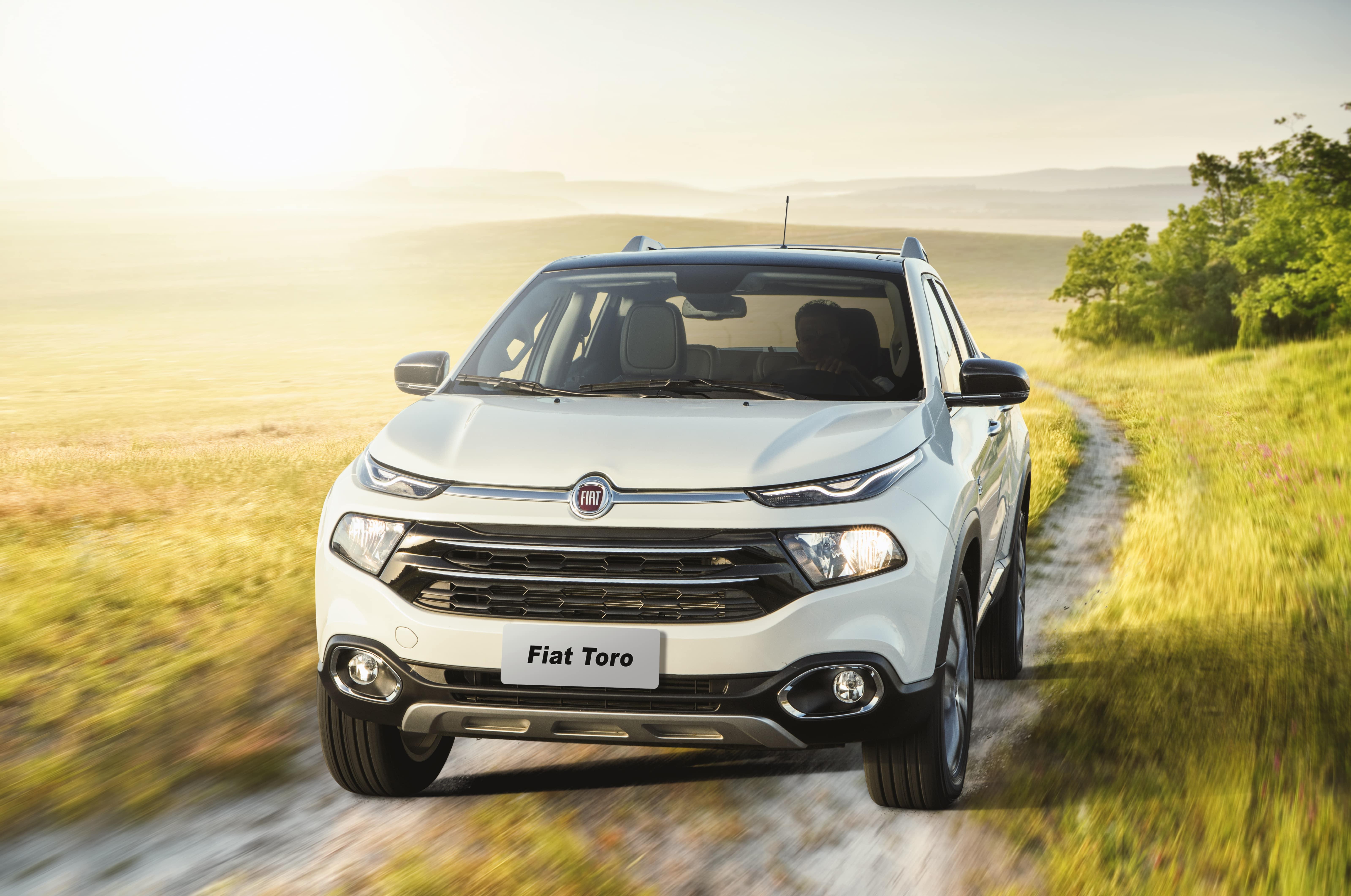 Fiat Toro Volcano 2.4 Flex 2019